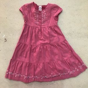 BabyGap Girl's Tiered Dress